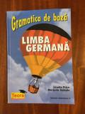 Limba germana Gramatica de baza - Price / Semple (Teora - 2000 - Ca noua!!!)