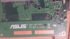 Placa de baza laptop  Asus X301A & F301A X301 X401a x501a ca NOUA