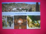 HOPCT 39829 NAZARETH  ISRAEL  -NECIRCULATA, Printata