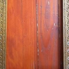 Rama din lemn sculptata pentru fotografie / oglinda sau alte lucruri frumoase !, Oval