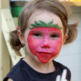 Face-paint copii, pictura pe fata, petreceri cu tematica