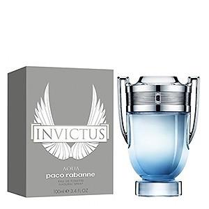 Paco Rabanne Invictus Aqua 2018 EDT 100 ml pentru barbati foto