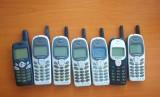 ZAPP telefon colectie Cdma H-150 H-100 s200 Vintage, Gri, Nu se aplica, Alta retea