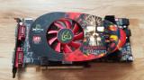 Vand placa video XFX Radeon HD4850 512MB DDR3 256-bit la 100lei, PCI Express, 512 MB, AMD