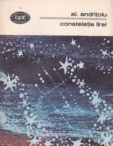 AL. ANDRITOIU - CONSTELATIA LIREI ( BPT 1234 )