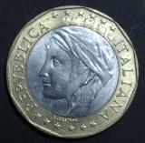 A43 Italy Italia 1000 lire 1997 UNC