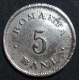 R3 5 bani 1900