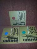 Bach -Concertele Brandenburgice Electrecord -lot 3 discuri vinil vinyl