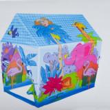 Casuta - Cort de joaca - pentru copii - de interior si exterior - NOUA, Fata, Multicolor
