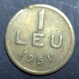 R14 1 leu 1951 Cupru