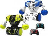 Set roboti inteligenti Robo Kombat, cu sunete si lumini, telecomanda, 2-4 ani, Plastic, Baiat