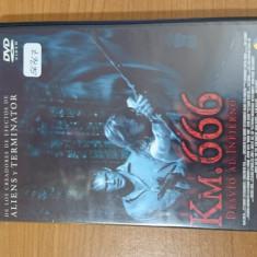 Film DVD KM.666 Desvio al Infierno #56767