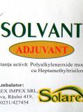 Solvant Adjuvant 3ml