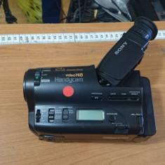 Camera Video Sony CCD-TR750E cu probleme #56783NEL