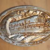 Vand placa din aluminiu CFR din 1976