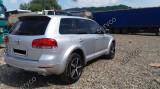 Evazari extensii aripa aripi Wide Body Tuning Volkswagen Touareg R50 Rline v1, TOUAREG (7LA, 7L6, 7L7) - [2002 - 2010]