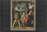 Pictura Rubens,Ciad., Arta, Nestampilat