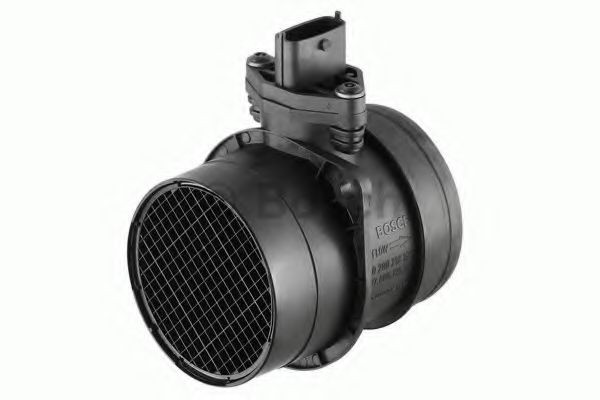 Debitmetru / senzor debit aer PORSCHE CAYENNE (9PA, 955) (2002 - 2010) BOSCH 0 280 218 192