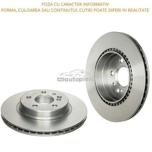 Disc frana SUBARU FORESTER (SF) (1997 - 2002) QWP WBD356