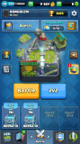 Vand cont clash royale arena 10