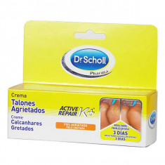 Dr.scholl Active Repair Craked Heel Cream K+ 60ml