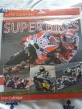 Calendar de perete 2019 Superbikes