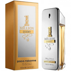Paco Rabanne 1 Million Lucky Eau De Toilette Spray 100ml, 100 ml
