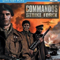 Commandos Striker Force   - PS2 [Second hand], Shooting, 12+, Multiplayer