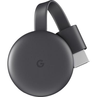Chromecast 3 Video Negru foto