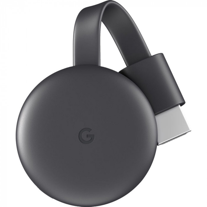 Chromecast 3 Video Negru