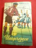 Eugen Barbu - Unsprezece - Ed. Tineretului 1956 , 432 pag