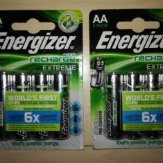 Set 4 Acumulatori  R6 AA Energizer  2300 mah noi
