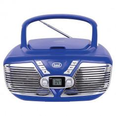 Radio CD Player + USB Albastru