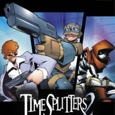Time Splitters 2 - PS2 [Second hand], Shooting, 16+, Multiplayer