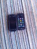 Lot 2 telefoane Nokia 5800d-1 XpressMusic, Negru, Nu se aplica, Vodafone