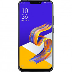 Telefon mobil ASUS ZenFone 5Z ZS620KL, Dual SIM, 64GB, 4G, Midnight Blue, Albastru, Neblocat