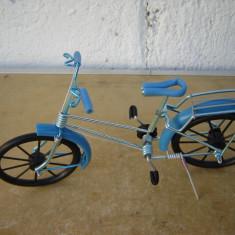 Bicicleta frumoasa decoratiune