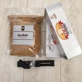 Tutun CUBE+Aparat injectat+2xTuburi Primus Carbon+Livrare gratuita