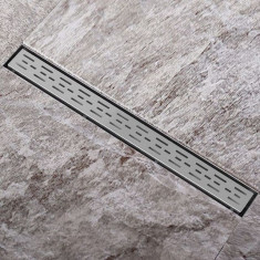 Scurgere pentru duș din oțel inoxidabil 1040 x 110 mm