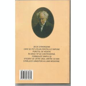 H(01) ARTHUR SCHOPENHAUER-Arta de a avea intotdeauna dreptate
