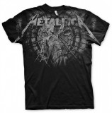 Tricou Metallica - Stoned Justice All Over, M, XXL