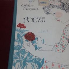 OTILIA CAZIMIR - POEZII 1959 CARTONATA