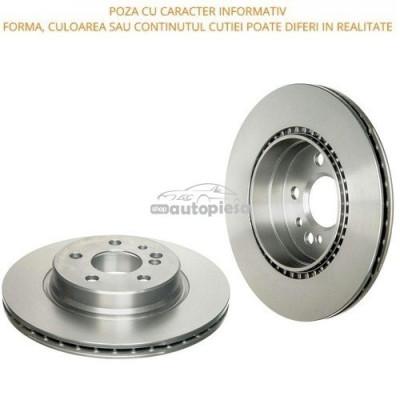 Disc frana FIAT SCUDO caroserie (220L) (1996 - 2006) QWP WBD293 foto