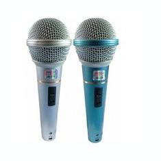 Set 2 microfoane Dinamice Profesionale, noi in cutie