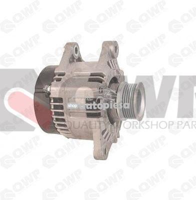 Generator / Alternator FIAT BRAVO I (182) (1995 - 2001) QWP WGE162 foto