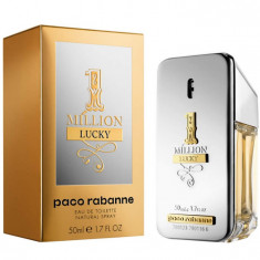 Paco Rabanne 1 Million Lucky Eau De Toilette Spray 50ml, 50 ml