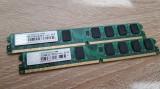 4GB DDR2 Desktop,2x2GB,Brand Transcend Slim,800Mhz,PC2-6400, DDR 2, 4 GB, 800 mhz