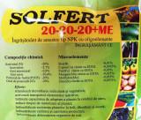 SOLFERT 20-20-20 + ME KG