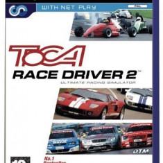 Toca Race driver 2 - PS 2 [Second hand], Curse auto-moto, 12+, Multiplayer