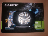 Placa video GT 730, 2GB DDR3, 128-bit, Gigabyte